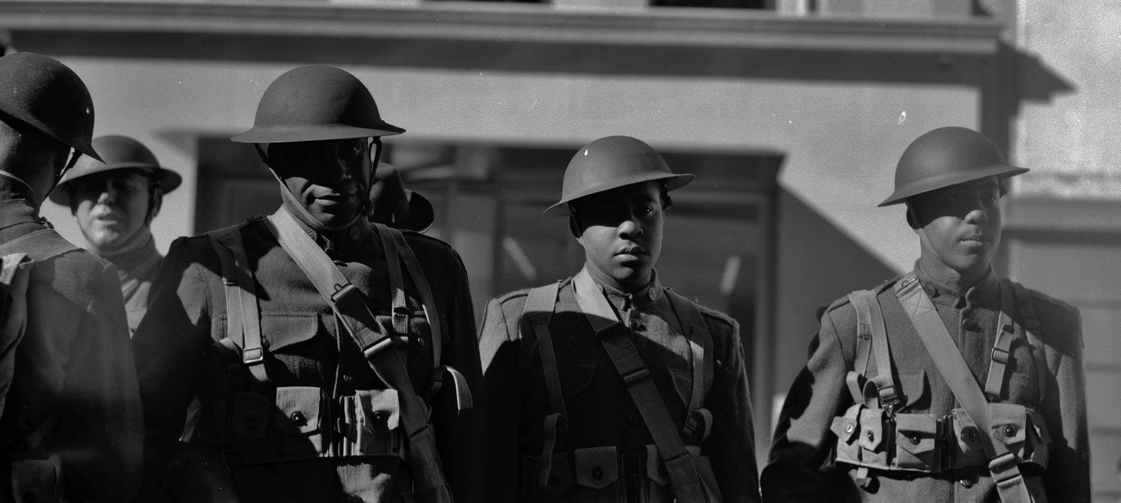 harlem hellfighters The harlem hellfighters is part of the barbican's 2018 season, the art of change, which explores how artists respond to, reflect and affect change in the social and political landscape.